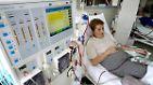 Für eine bestimmte Zeit kann mit moderner Medizintechnik das Leben vieler dieser Patienten erhalten werden.