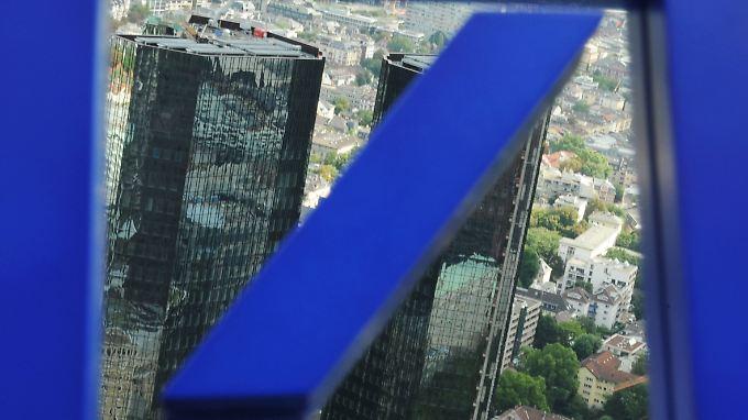 Faule Hypotheken: USA verklagen Deutsche Bank