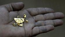 Die größten Goldreserven der Welt: Glänzende Staatsschätze