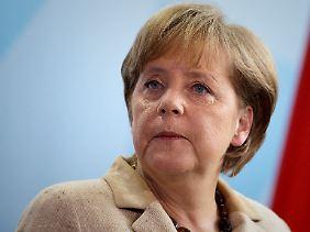Merkels Worte werden von vielen Menschen auf die Goldwaage gelegt.