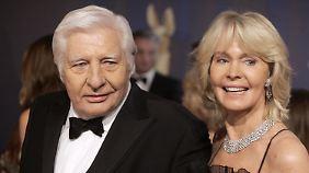 Mit Mirja war er über 40 Jahre verheiratet.