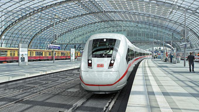 Generationswechsel auf den Schienen: ICx-Züge rollen ab 2016