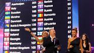 Schmuse-Pop gewinnt: Die lange Nacht des ESC