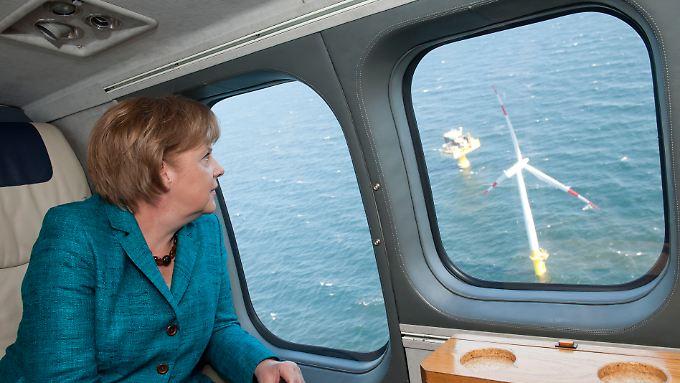 Offshore-Windkraft sieht gut aus, ist aber aufwendig.