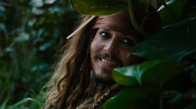 """""""Fluch der Karibik"""" im Kino: Jack Sparrow sucht ewigen Jungbrunnen"""