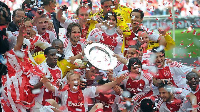 Pokal-Pannen im Freudenrausch: Auch Feiern will gelernt sein