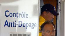 Lance Armstrong besteht darauf, bei 500 Dopingkontrollen in seiner Karriere nie positiv getestet worden zu sein.