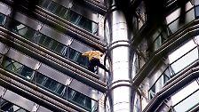 Auf den Dächern der Stadt: Alain Robert - der echte Spiderman
