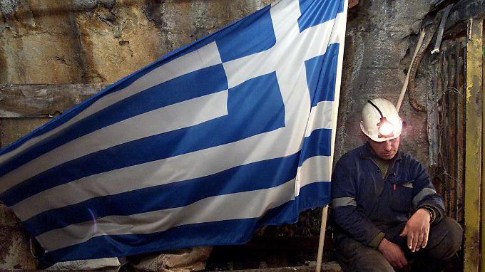 In Griechenland geht es ans Eingemachte.