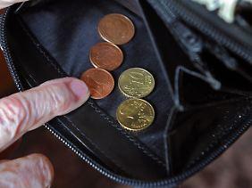 Die Aussichten für Rentner sind nicht gerade rosig.