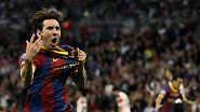 Messi & Co. führen Manchester vor: Gut, besser, Barcelona