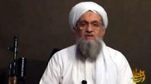 Al-Sawahiri macht sich zum Sprecher aller Moslems.