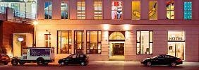 Im Arte Luise Kunsthotel wurde jedes Zimmer individuell gestaltet.