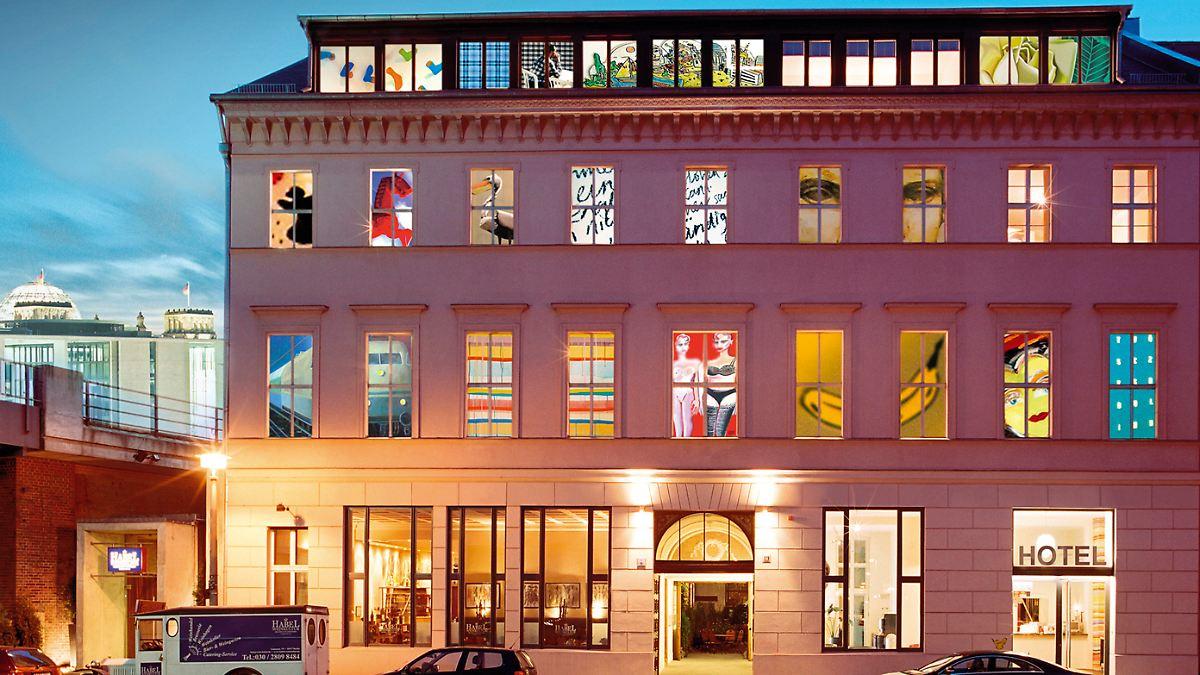 Design Hotels F R Unter 100 Euro Schlafen N