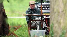 """""""Werfen Sie noch mit Speeren?"""": 90 Jahre und kein bisschen leise - Prinz Philip"""