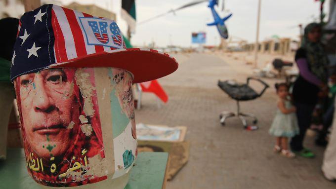 Ohne US-Hilfe scheinen die Europäer in Libyen nicht gewinnen zu können.