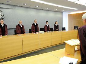 Der 6. Zivilsenat beim Bundesgerichtshof in Karlsruhe eröffnet die Verhandlung.