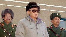 Kim Jong Il provoziert ganz gerne.