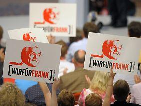 Steinmeier im Obama-Look - aber die Frage ist: Can he Kanzler?