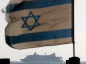Ein Schiff der Flottille im Jahr 2010. (Archiv)