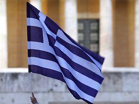 """Athen, die derzeit teuerste Baustelle Europas: """"Wir werden das schon schaffen."""""""