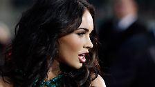 Die erotischste Frau der Welt: Megan Fox wird Armani-Model