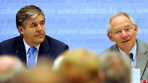 Zwist um Bankenregulierung: Ackermann kritisiert Regierung