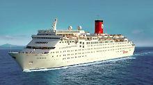 Schweinegrippe auf Kreuzfahrtschiff: Zufahrt zu Häfen verweigert