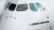 Fliegende Produktpalette: Die Airbus-Familie
