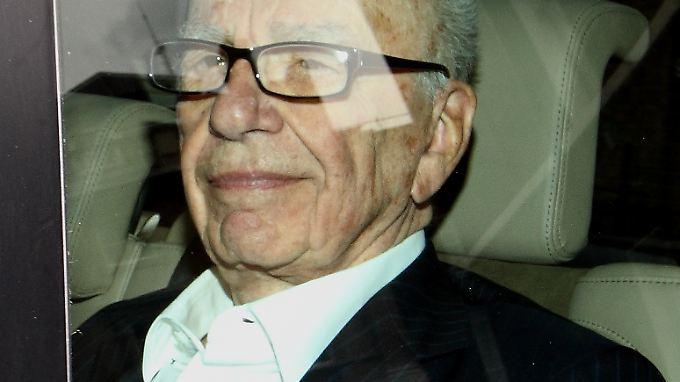 Abhörskandal weitet sich aus: Murdoch muss handeln