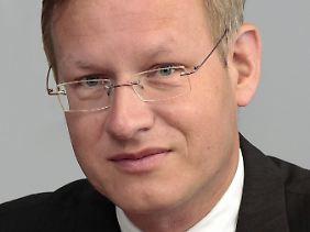 Johannes Schmalzl war bis 2007 Verfassungsschutzpräsident in Baden-Württemberg.