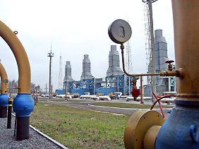 Russland: Einflussnahme über den Staatskonzern Gazprom?
