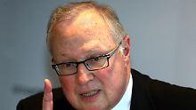 Martin Kannegiesser plädiert für Verlässlichkeit in der Steuerpolitik.