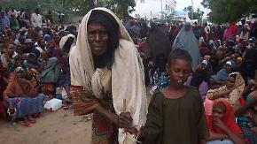 Hungersnot am Horn von Afrika: Miliz stiehlt Hilfslieferungen für Somalia