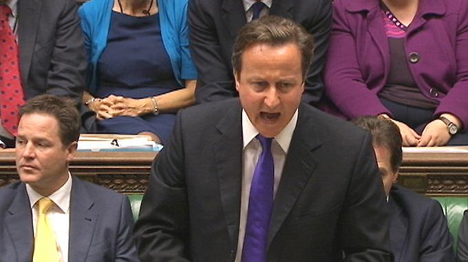 Murdoch-Skandal in Großbritannien: Cameron steht Rede und Antwort