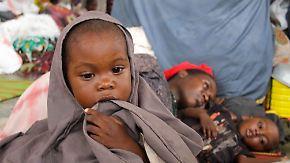 Hungersnot am Horn von Afrika: Somalier strömen nach Kenia