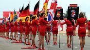 """Vettel nur Nebendarsteller im Heimspiel: Hamilton ist der """"King vom Ring"""""""