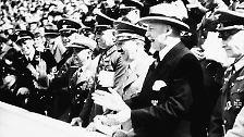 Eröffnung vor 75 Jahren in Berlin: Die Olympischen Spiele 1936