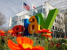 Die Ebay-Zentrale im kalifornischen San Jose.