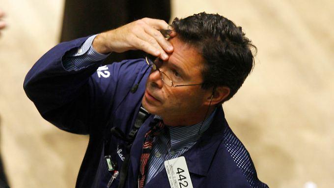 Die Angst geht um an der Wall Street. Die US-Konjunktur kommt nicht wirklich auf die Beine.