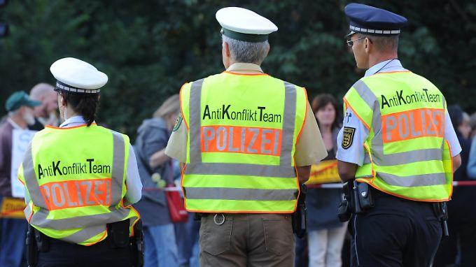 Facebook-Aufruf zur Blockade: S21-Gegner kündigen heißen Herbst an