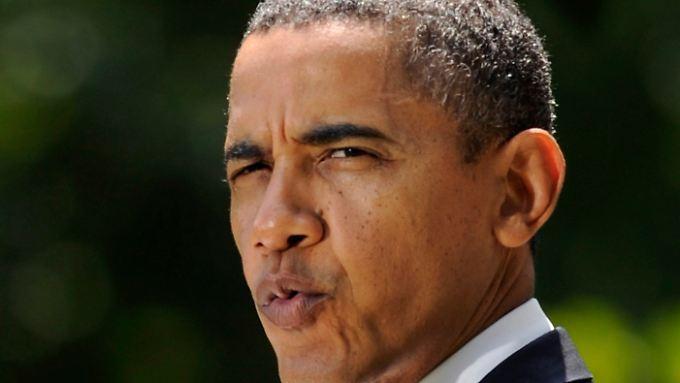 Zeit erkauft: Obama kann durchatmen, erleichtert sein aber nicht.