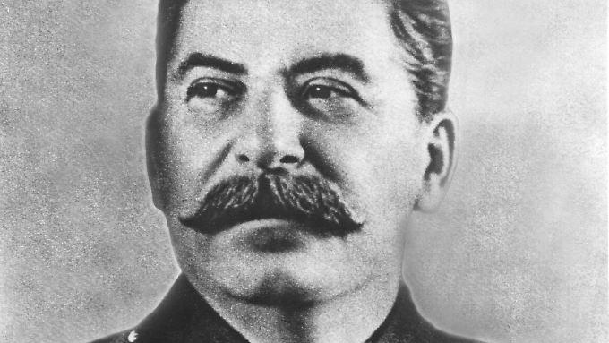 Stalin schickte Millionen Landsleute in den Tod.
