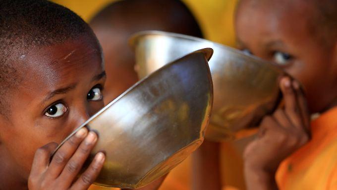 UN ruft drei weitere Notgebiete aus: Hungersnot in Somalia breitet sich aus