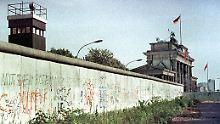 Tod an der Berliner Mauer: Chris Gueffroy stirbt als Letzter