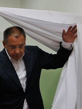 Der sozialistische Ministerpräsident Sergej Stanischew wird von den Wählern abgestraft.