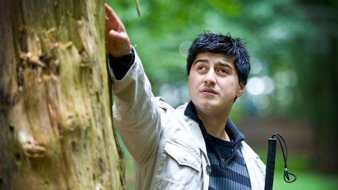 """""""Barrierefreiheit im Tourismus ist ein junges Thema"""" - der Nationalpark Eifel will auch Menschen mit Handicap Naturerlebnise vermitteln."""