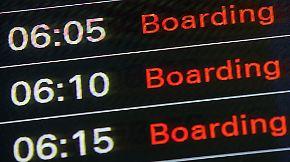 Nur kleine Probleme: Streik der Fluglotsen abgewendet