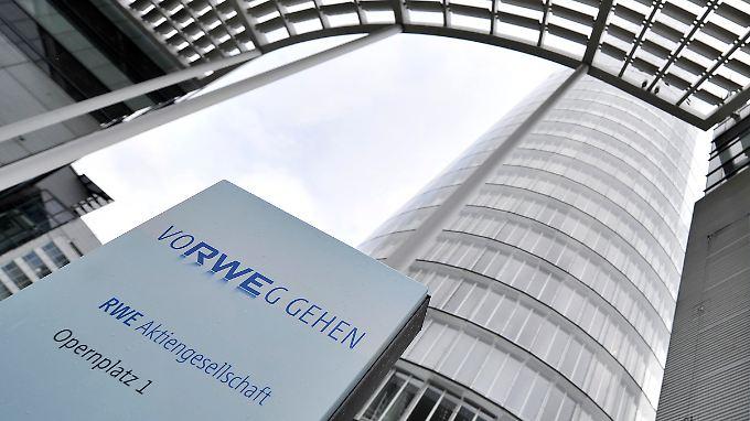 Gewinneinbruch durch Atomausstieg: RWE schraubt Prognose nach unten