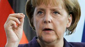 Stellt Vattenfall das verlorene Vertrauen wieder her, kann laut Meinung von Kanzlerin Merkel das AKW Krümmel auch wieder ans Netz.